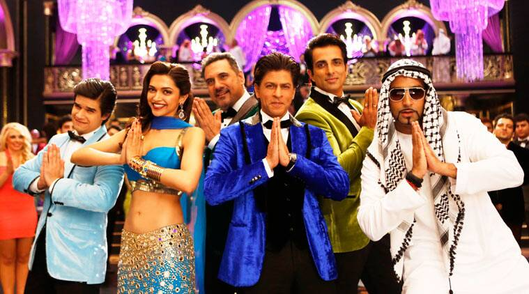 """Happy New Year"", which also stars Deepika Padukone, Abhishek Bachchan, Boman Irani, Jackie Shroff, Sonu Sood and Vivaan Shah, had a ""bumper opening"", says a trade analyst."