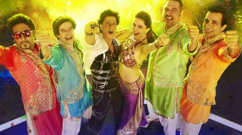 Movie Review: Happy New Year is a long showreel of what SRK the superstar can do