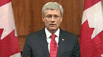 Canada will never be intimidated: PM Stephen Harper after attack on Parliament