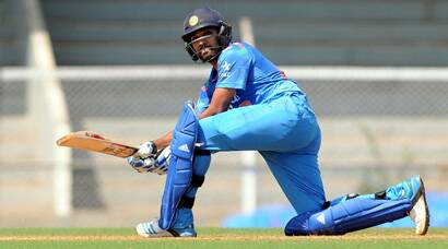 Rohit Sharma, Manish Pandey guide India A to massive win over Sri Lanka