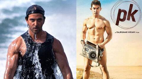 On Hrithik Roshan's demand, Aamir Khan accepts to 'put the transistor down'