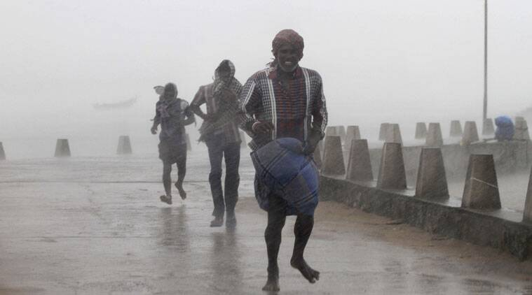 Low pressure over Bay of Bengal intensifies into depression