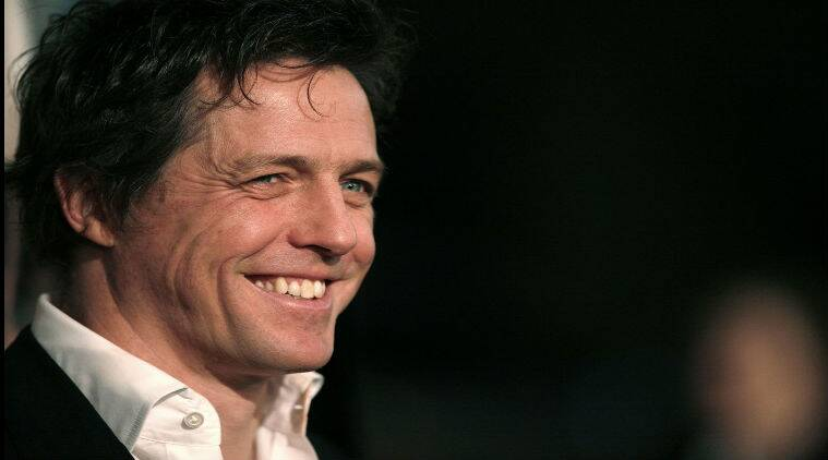 Hugh Grant said his absence will not affect the prospects of the film, (Source: Reuters)