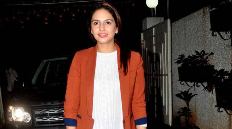 Huma Qureshi launched the brand's new range called 'The One'.