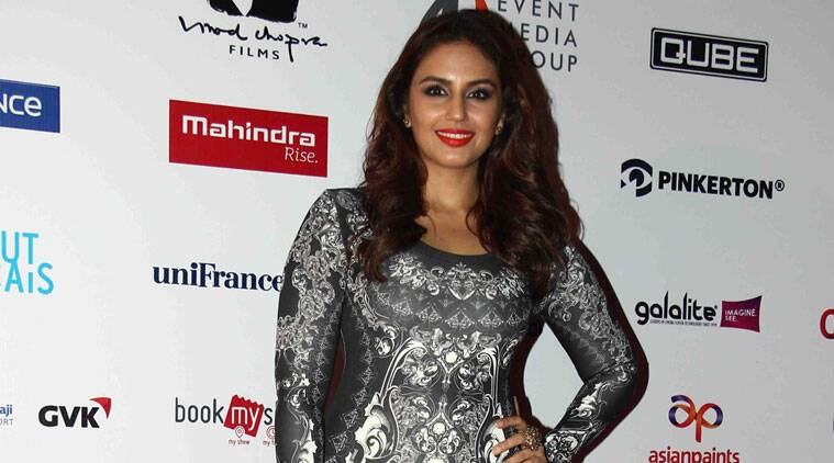 Huma Qureshi says she wants to follow in Hollywood star Angelina Jolie's footsteps and direct a film when she grows older. (Source: Varinder Chawla)