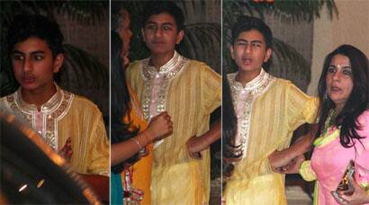 Meet Saif Ali Khan's teenage son Ibrahim