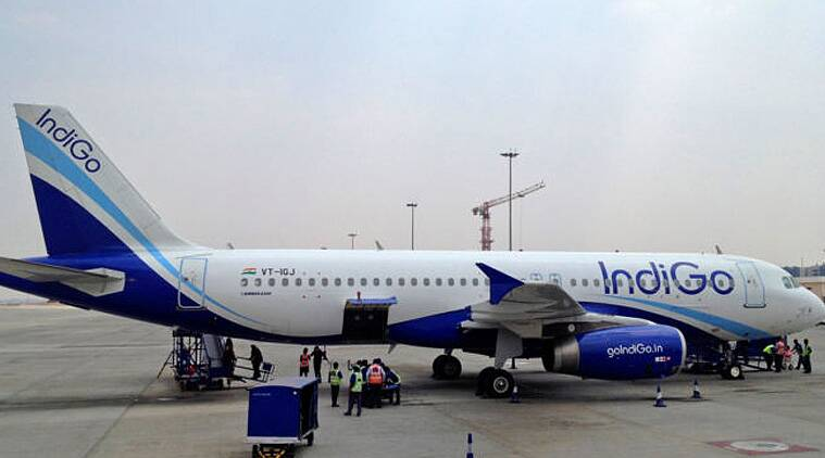 indigo, indigo airlines, Indigo hydrabad flight, Indigo passengers offloaded, Indigo flight, indigo flight Hyderabad, indigo flight passengers, indigo Raipur-bound flight, indigo unruly behaviour. indigo passengers, Rajiv Gandhi International Airport, Hyderabad airport, india news