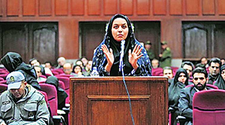 Reyhaneh Jabbari's death sentence had sparked international condemnation.