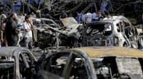 iraq, iraq islamic state attack, suicide car bomb ramadi, ramadi suicide car bomb, ramadi car bombing, car bombing ramadi, isis attack iraq, iraq isis attack, ramadi isis attack, isis attack ramadi, isis car bombing attack, car bombng attack isis, isis, isil, iraq news, middle east news, world news