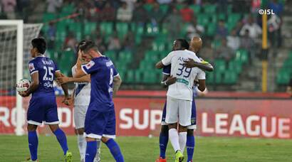 On Nicholas Ankela return, Mumbai City FC humbled