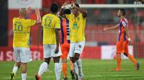 Kerala Blasters register season's first win