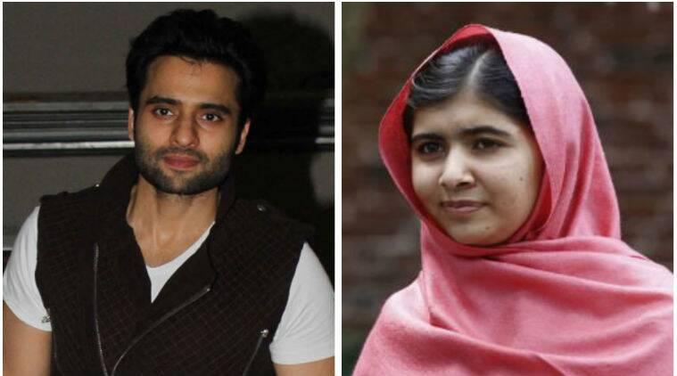 Jackky Bhagnani posted her name as 'Masala' instead of Malala.