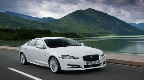 Starting off with the XF 2.2L Diesel, Jaguar will be offering a complimentary 3 year service plan on the car.