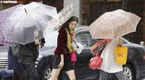 Powerful typhoon Vongfong makes landfall in Japan; 35 people hurt