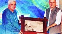 Javed Akhtar and Vikram Mehta