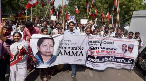 This is the final chance for Jayalalithaa to get her bail approved which was earlier denied by the Karnataka High Court. (Source: PTI photo)