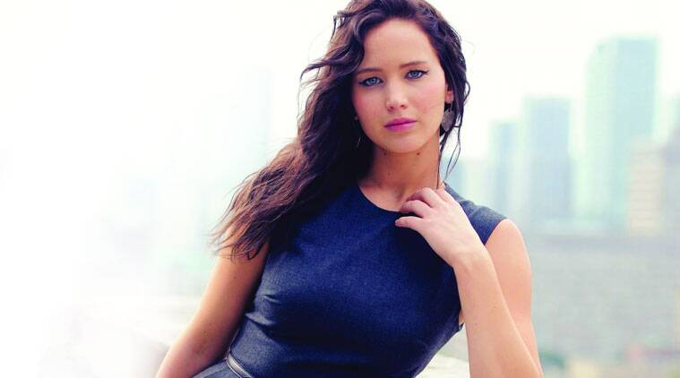 Jennifer Lawrence says wasn't always into the glamour.