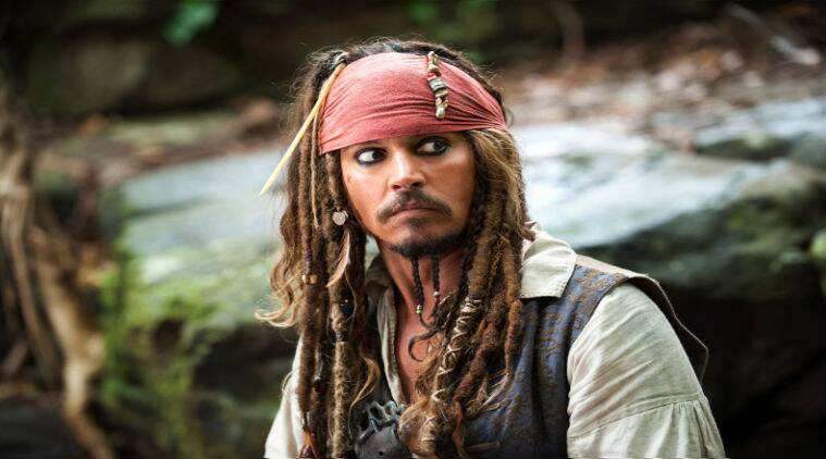 'Pirates 5' is slated to release on July 7, 2017.