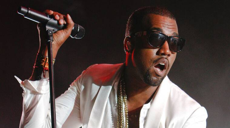 Kanye West feels that there are bigger bucks in fashion than in music. (Source: AP)