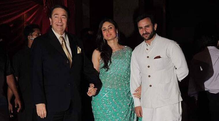 """When asked about welcoming Kareena's children, he said: """"She has told me that she does not want to have babies right now. I can't help it. Children from today's generation don't want advice from anybody. As long as Kareena is happy, I am happy too."""""""