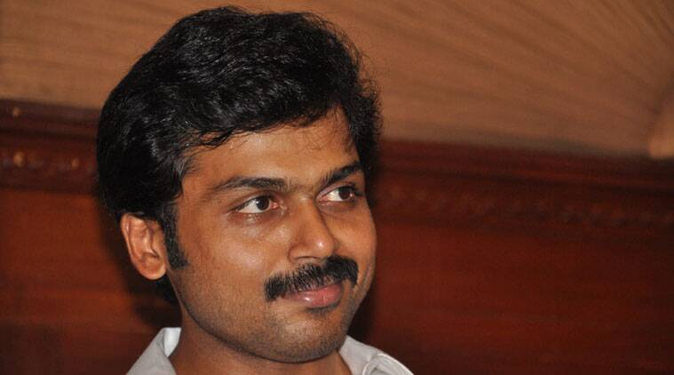 """""""Madras"""" comes after Karthi's four back-to-back duds."""