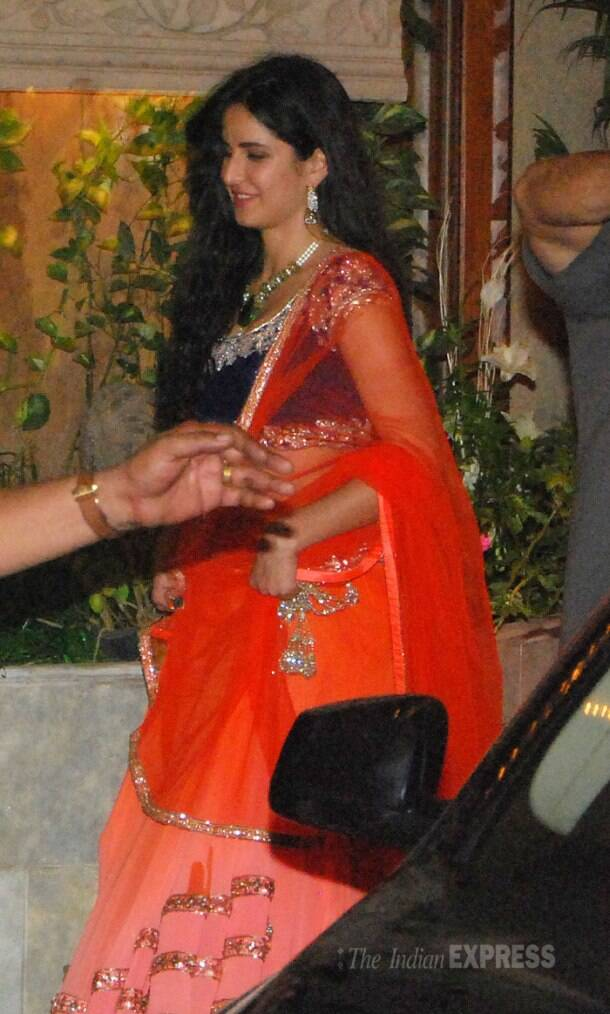 Katrina, Aishwarya, Shilpa: Best dressed stars from last year's Diwali parties
