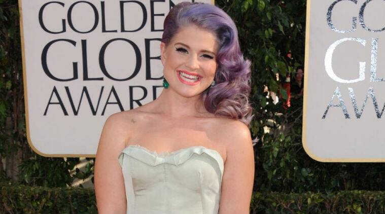 Kelly Osbourne is eager to take responsibility for Joan River's rescue puppies. (Source: AP)