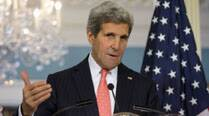 'Concerned' Kerry joins troubled Iran nuclear talks