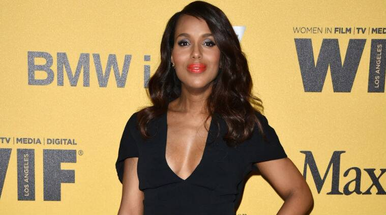 Kerry Washington to star in romantic comedy. (Source: AP)