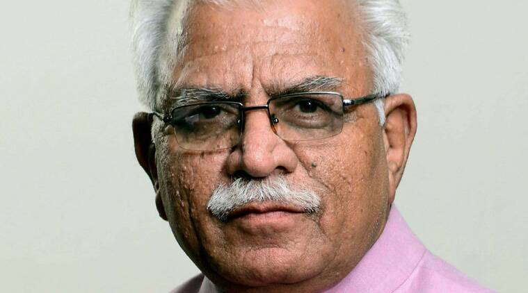 Haryana, 7th central pay commission, 7th pay commission, seventh pay commission, 7th CPC, hrayana january 1, january 1st, haryana CPC implementation, haryana CM, manohar lal khattar, india news, indian express