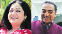 Kirron Kher and Sanjay Tandon differ, yet again