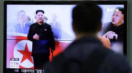 North Korean leader Kim Jong Un makes first appearance in 40 days