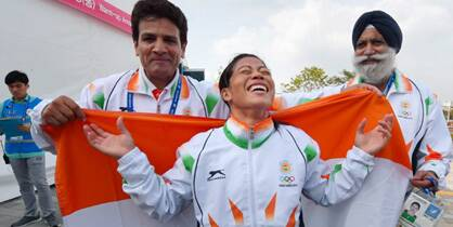 Mary Kom rules the ring, Tintu Luka races to silver, Annu Rani lands bronze, Sarita Devi refuses medal