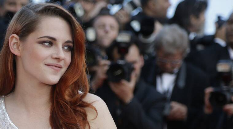 Kristen Stewart says she is fine with people judging her on the basis of her initial movies. (Source: AP)