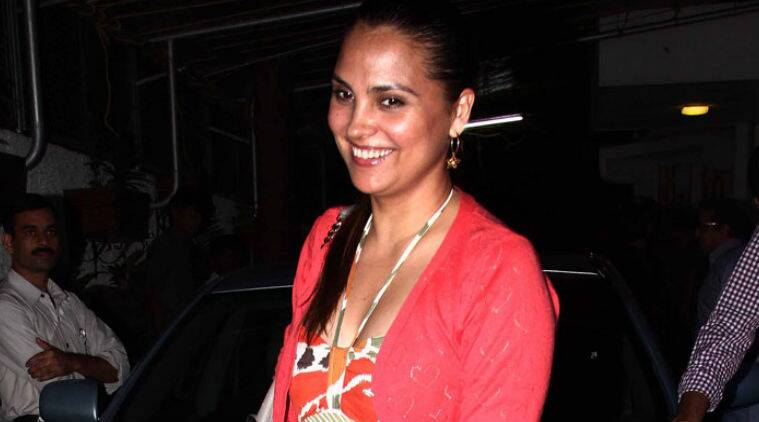 Lara Dutta has been on a maternity break for about three years.