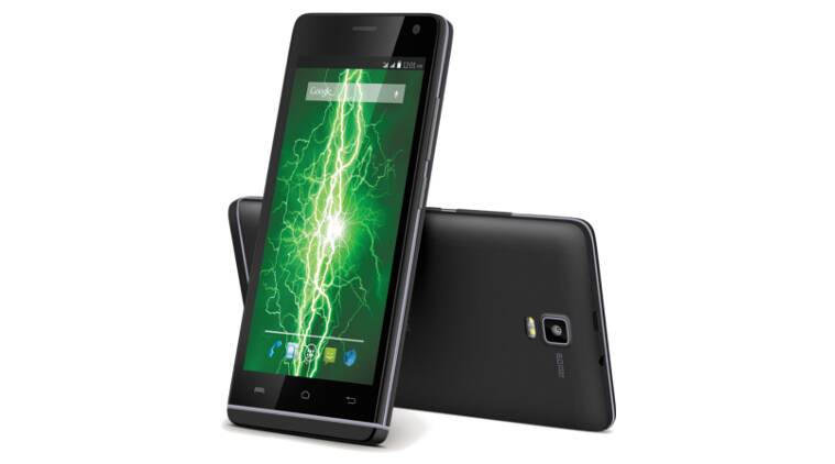 Lava launches Iris Fuel 50 Android KitKat smartphone at Rs 7,779