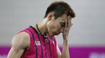 Lee failed drug test at World Championships