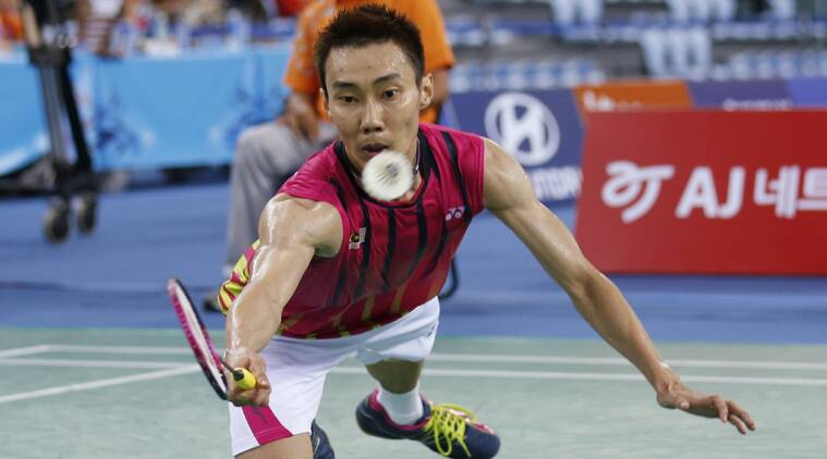 Lee, 31, is a national icon in the Southeast Asian nation and has consistently topped the badminton rankings. (Source: AP)