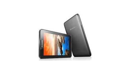 Lenovo launches A7-30 3G  voice tablet at Rs 9,999