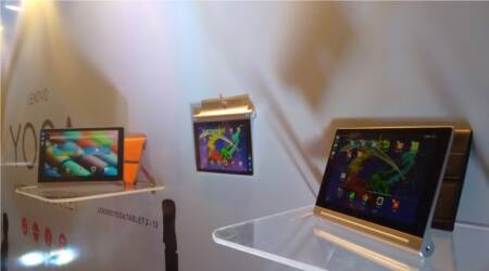 Lenovo launches four tablets in its Yoga 2 range, starts at Rs 20,990