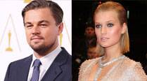 Leonardo DiCaprio, Toni Garrn enjoy tennis session