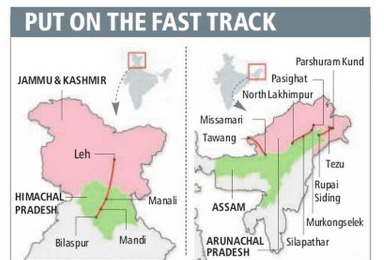 Government Gives Go Ahead To 4 Strategic Rail Lines Along