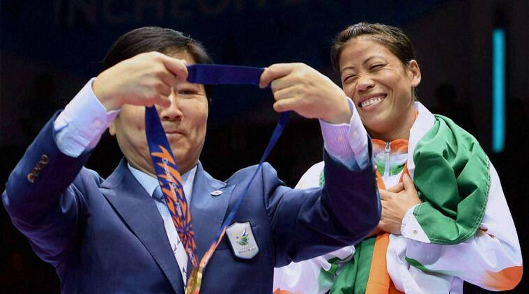 When the Olympics and the Asian Games come around we find heroes in Abhinav Bindra, in Sushil Kumar and in Mary Kom. (Source: PTI)