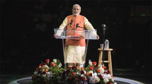 Ghulam Nabi Azad said that while Modi spoke as the country's PM at the event, the BJP was using the speech as a campaign tool. (Source: PTI)