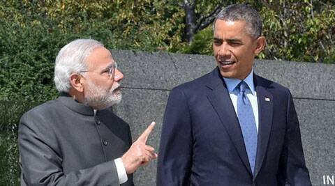 Thank you America, says Narendra Modi as he leaves for home after a 'successful and satisfactory' US trip