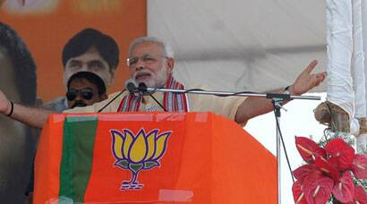 Modi attacks Pawar, Ex-CM Chavan campaigns with Sanjay Nirupam