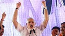 """""""Our jawans have shut Pakistan's mouth"""" :Modi"""