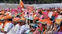 BJP upbeat, Congress divided, Shiv Sena cautious, NCP & MNS hopeful