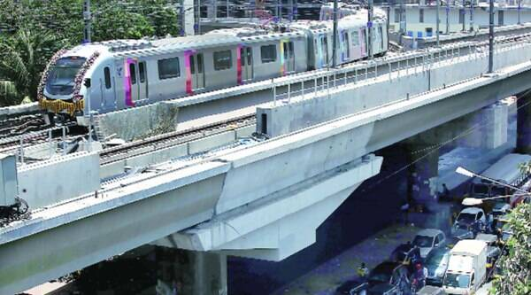 MMRDA is looking to execute two more Metro rail projects, besides the 33.5-km Colaba-Bandra-Seepz stretch for which Japan International Cooperation Agency has already granted a loan.