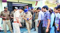 Lucknow trader, worker shot in shop outside police outpost